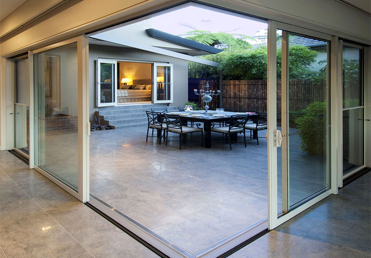 Custom Aluminium Doors In Melbourne Rylock Nunawading