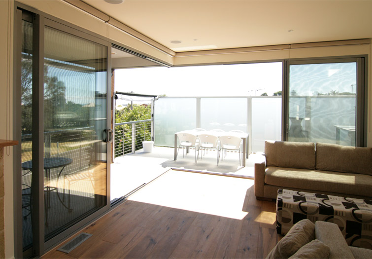Custom Aluminium Corner Doors Melbourne Rylock Windows