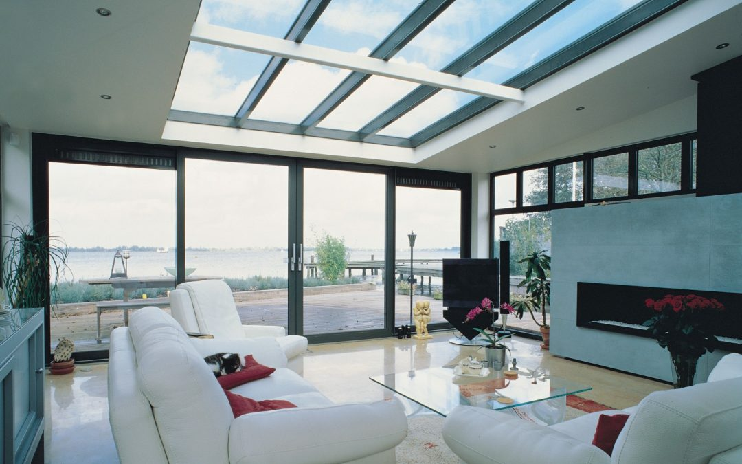 Benefits of Double Glazed Aluminium Windows